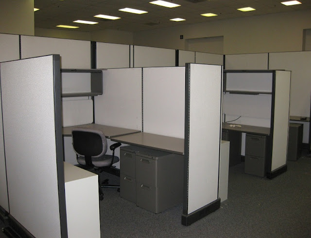 buying discount used office furniture Page Ave for sale