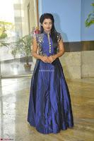 Tarunika Sing in Blue Ethnic Anarkali Dress 37.JPG