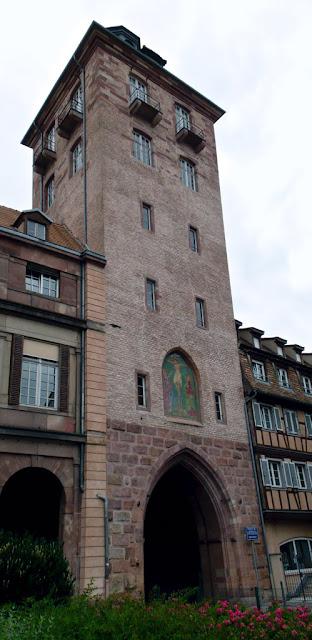 Fortifications de Strasbourg : Porte de l'hôpital