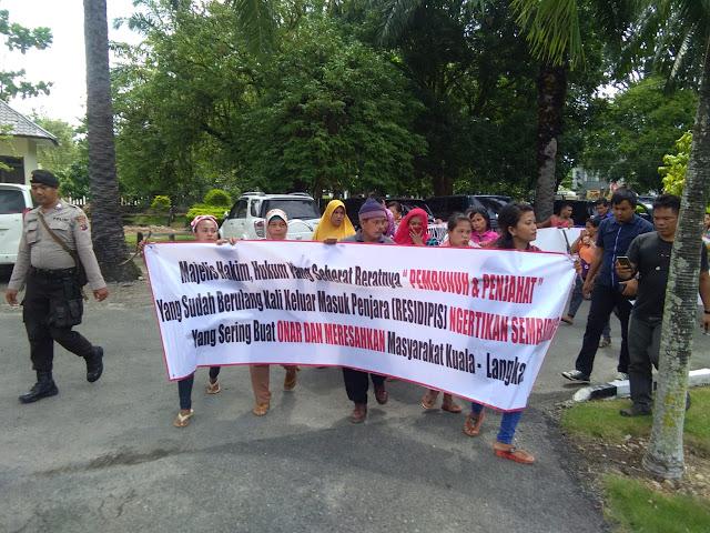 Warga Kuala Minta Ngartiken Dihukum Seberat-beratnya