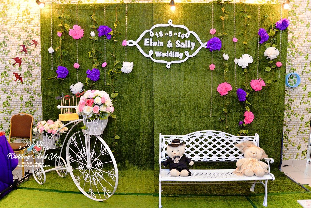 Contoh Dekorasi Photobooth Unik untuk Pernikahan Wedding ...