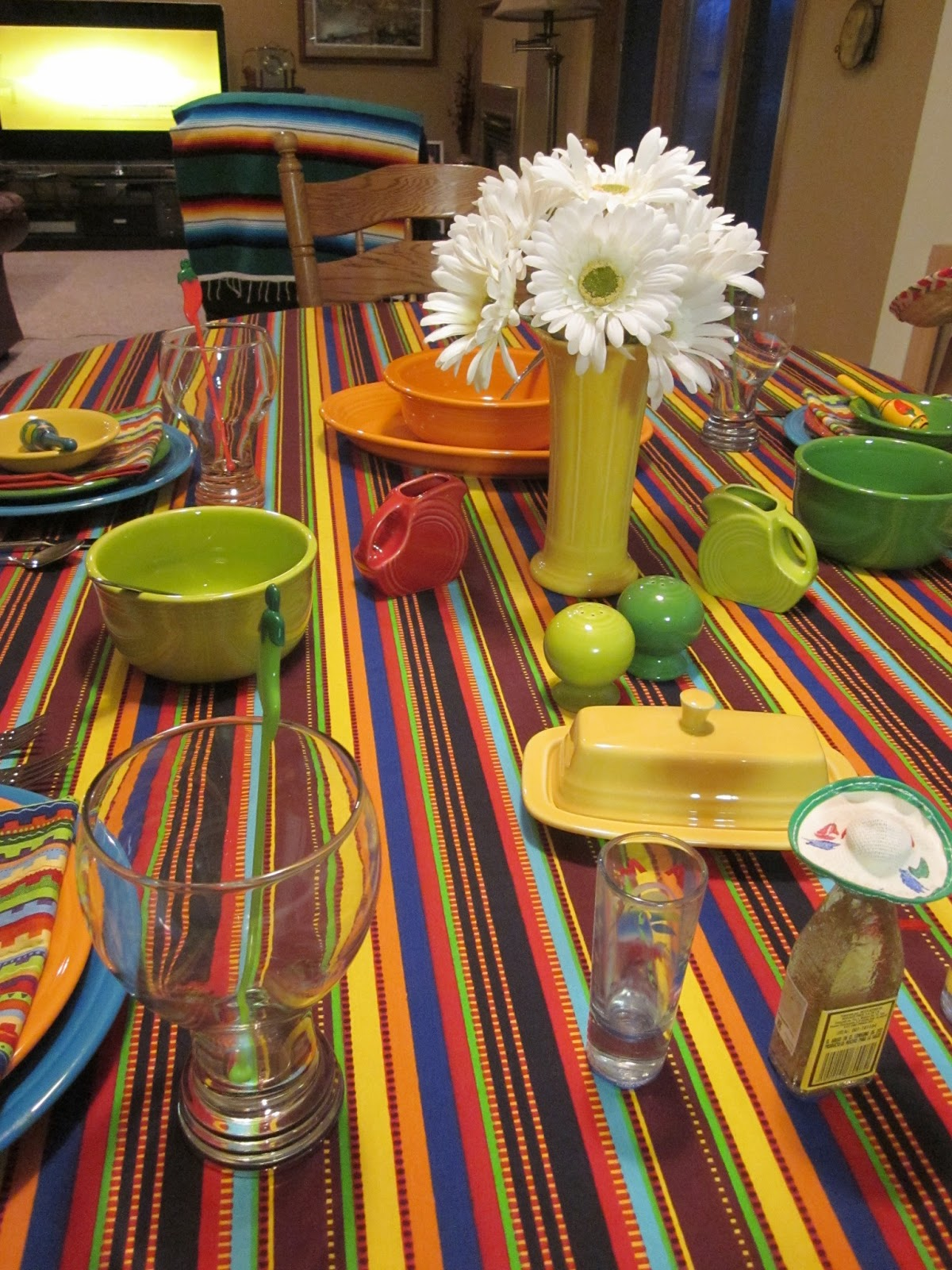 Tablescapes Fiesta