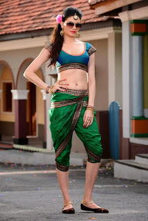 simran hot navel images