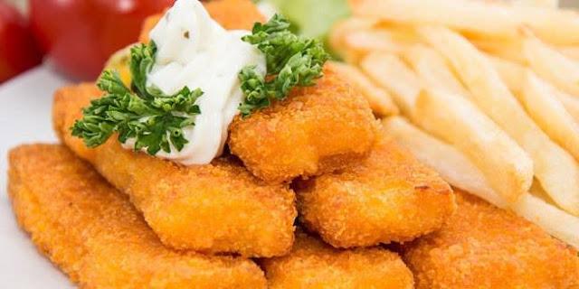 Nugget Ayam Udang