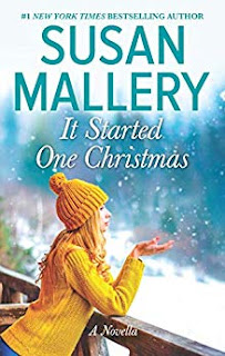 Review: It Started One Christmas, by Susan Mallery, 4 stars