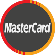 mastercard icon outline
