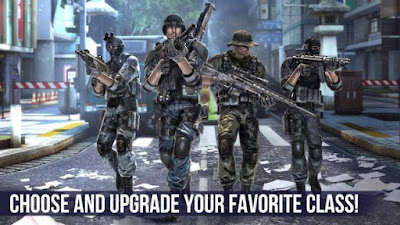 Download Game Keren : Modern Combat 5: Blackout v1.8.0f APK [MOD] 2016