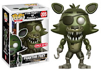 Funko Pop! Phantom Foxy