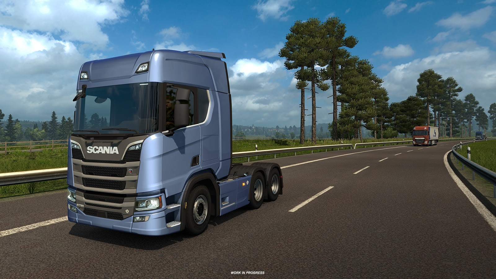 scs software 39 s blog new scania s and r approaching the finish line. Black Bedroom Furniture Sets. Home Design Ideas
