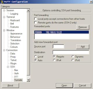 Pengertian SSH Tunneling Fungsi Dan Cara Kerjanya