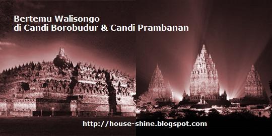 Karya Tulis : Bertemu Walisongo di Candi Prambanan dan Borobudur