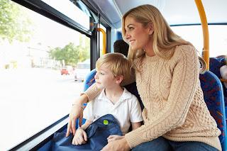 Fénix Directo Seguros blog - Campaña DGT vigilancia autobus escolar