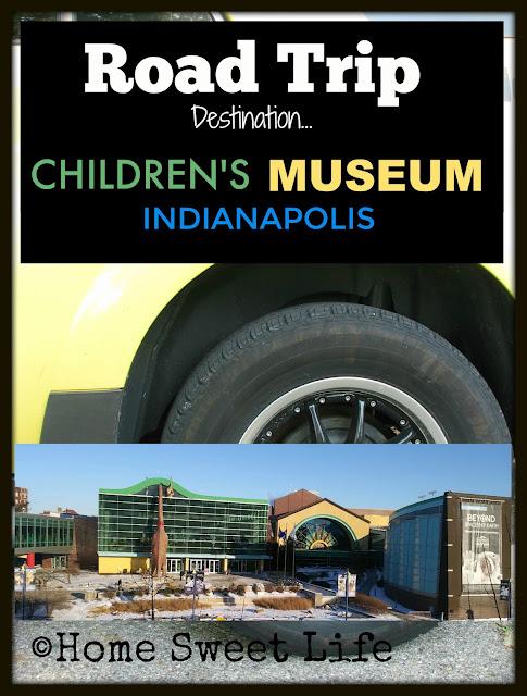 Reuben Wells, Children's Museum, Indianapolis, Road Trip, Carousel