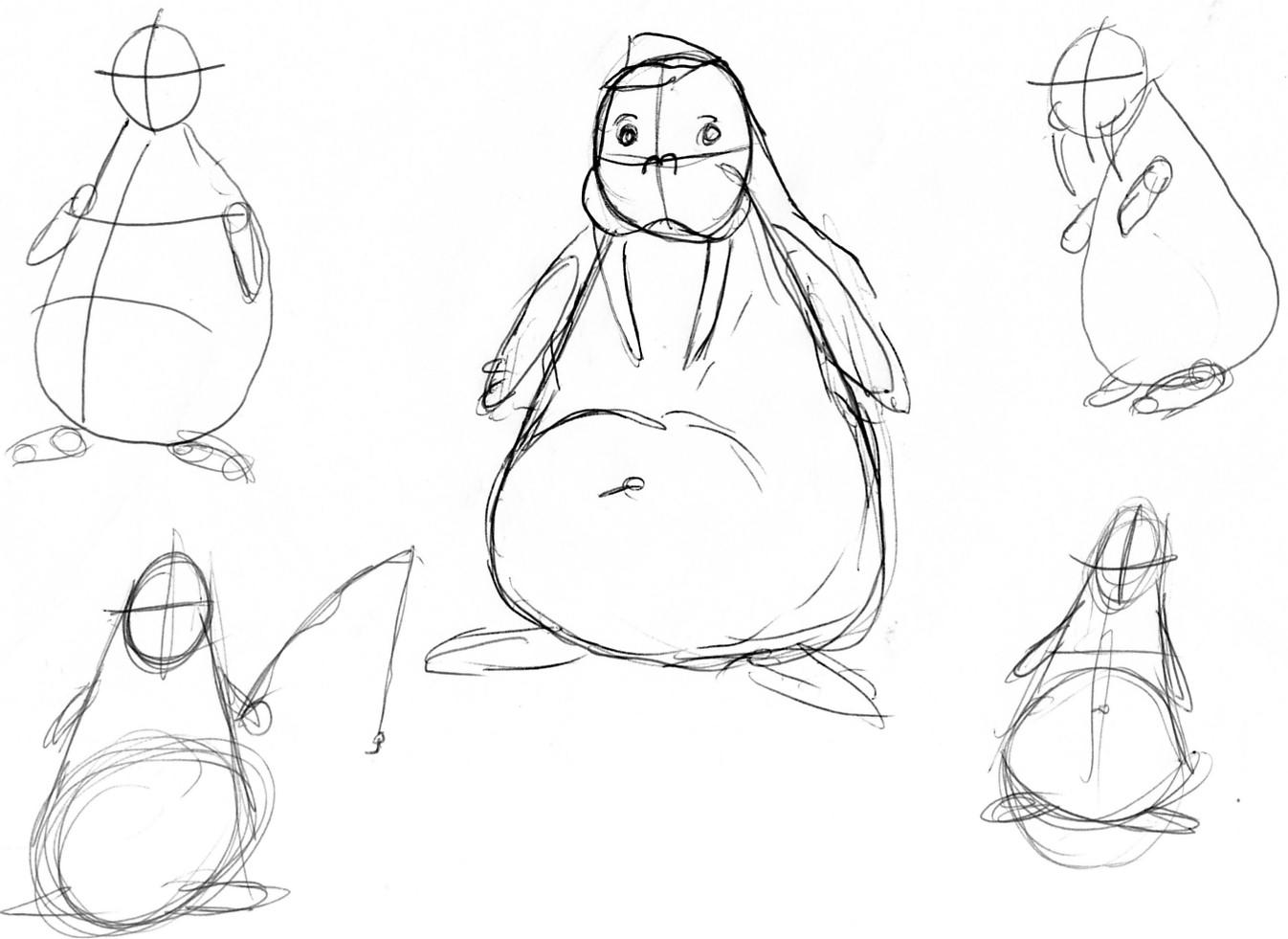 Animatie 2 Periode 8 Character Design