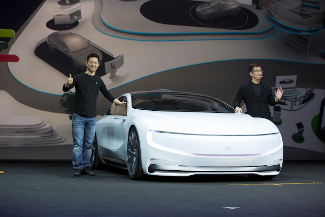 LeEco makes super announcements at Beijing event and launches three superphones, LeEco Le 2, Le 2 Pro, Le Max 2, 4th gen Le Super TVs and unveils world's first driverless concept Super Car