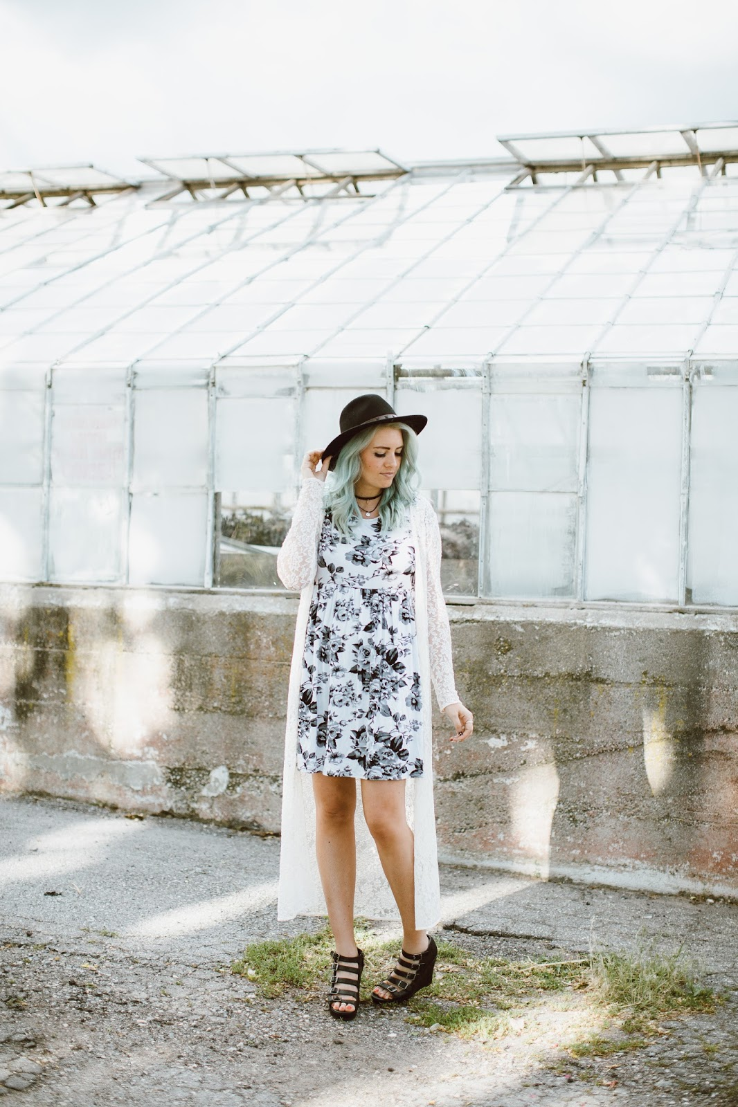 Utah Fashion Blogger, Fashion Blogger, Black Hat