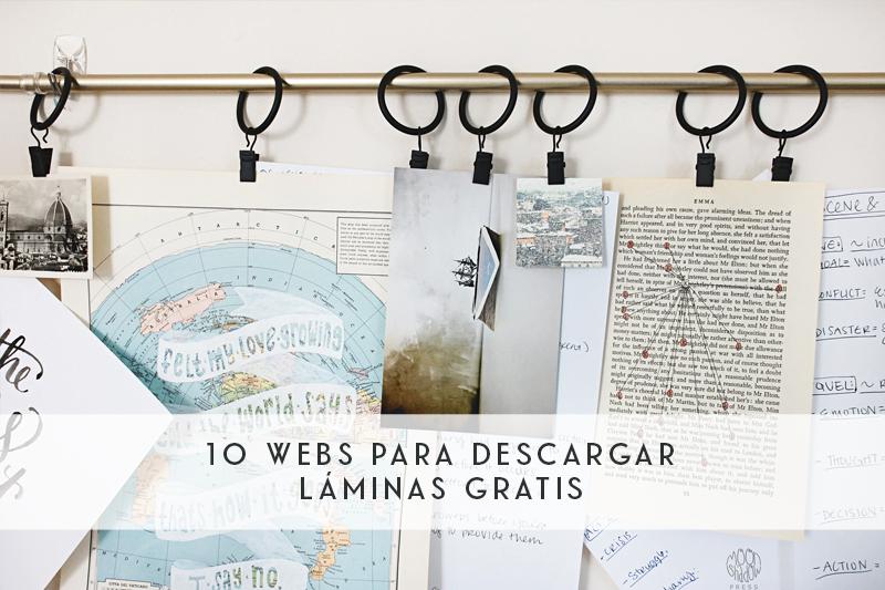 webs decoracion 10 Webs Para Descargar Lminas Gratis MLCblog