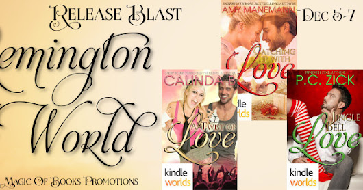 The Remington Kindle World - New Releases @MoBPromos