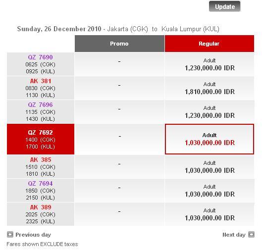Harga Tiket Pesawat Ke Bali Lion Air Tiket