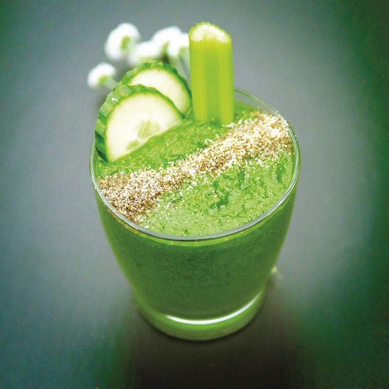 Green Machine Smoothie... | ¡ Wasn't Expecting That