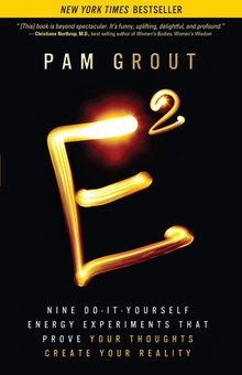 E-Squared by Pam Grout – Front book cover