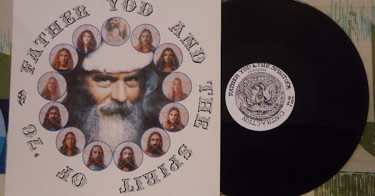 "Ya Ho Wa 13 ""Father Yod And The Spirit Of '76"" 1974 US Psych Rock"