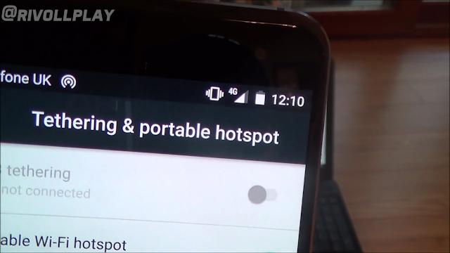 Faça do seu android um Roteador Wi-Fi de bolso