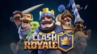 Cara mendapatkan Gems Clash Royale Gratis Terbaru
