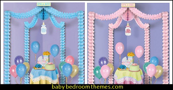 baby shower party decorations fun baby shower party