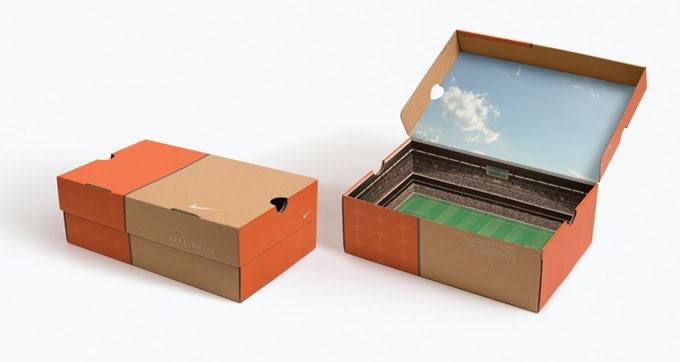 The Envy Collection: Nike Stadium Shoe Box