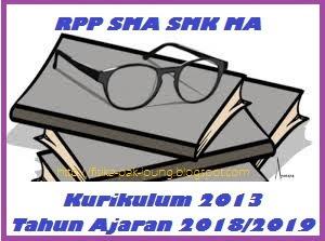 RPP Sejarah Indonesia Kelas X XI XII Kurikulum 2013 Revisi 2018