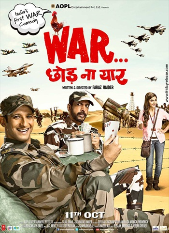 War Chod Na Yaar 2013 Hindi 720p DVDRip 800mb
