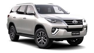 Toyota Fortuner bán chạy  tháng 8 2017