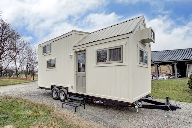 Tiny House Town The Pearl By Modern Tiny Living