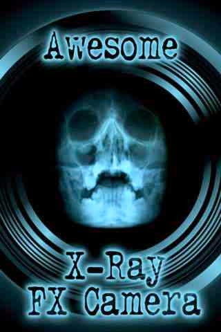 Amazing X-Ray FX 2.0 for iPhone
