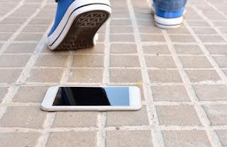 Smartphone smarrito