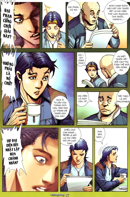 Người Trong Giang Hồ NetTruyen chap 870 - Trang 12