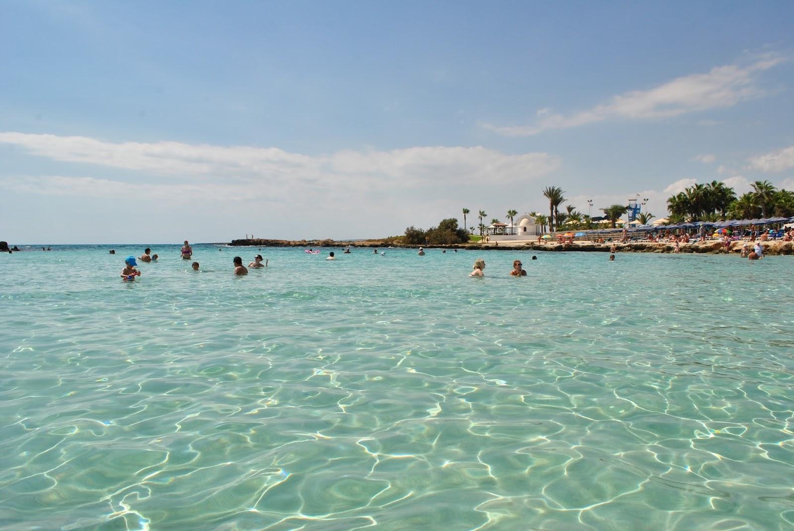 Cypr południowy_Ayia_Napa_Nissi Beach