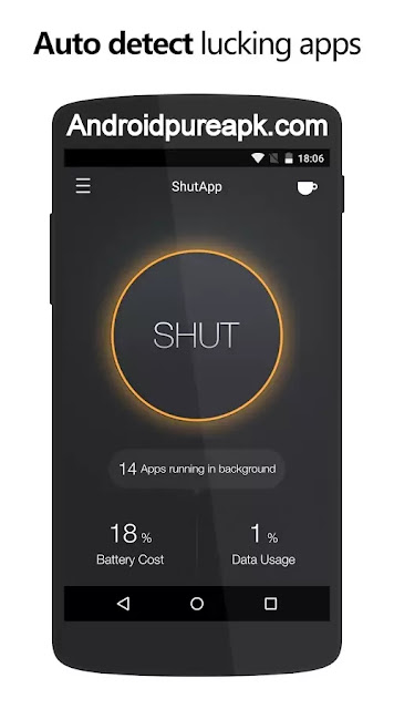 ShutApp - Real Battery Saver Apk Download