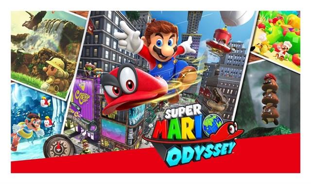 Nintendo banea a usuarios en Switch por subir contenido indebido en Super Mario Odyssey
