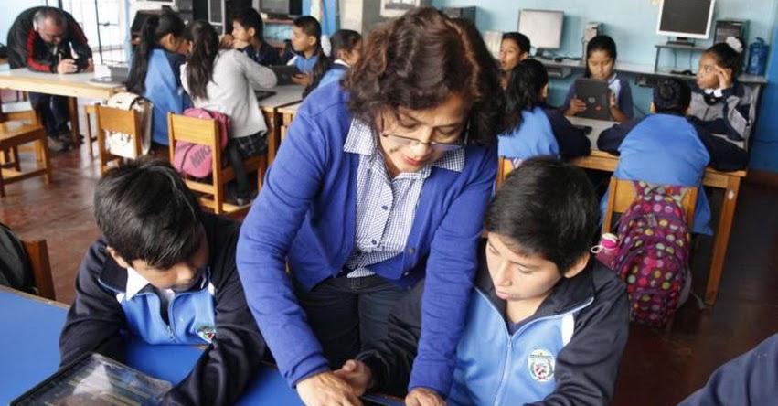 Ministerio de Economía autoriza más de S/ 52 millones a regiones para acciones pedagógicas [D. S. Nº 273-2019-EF]