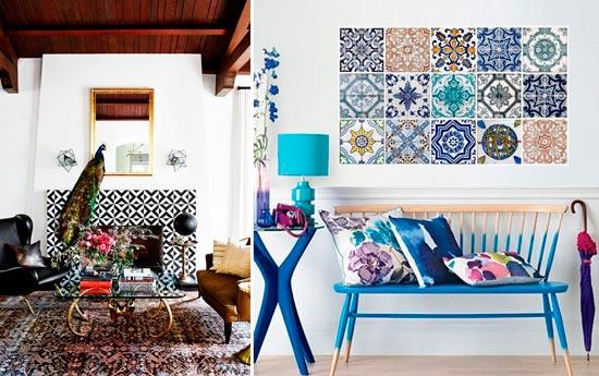 Blog de mbar Muebles Azulejo hidrulico recuperando el encanto de