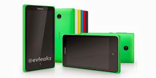 Ponsel Android Nokia Bakal Hadir Warna-warni, Nokia Bersaing