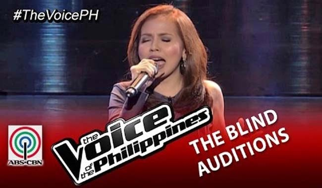 Arnee Hidalgo Sings 'Feeling Good' on The Voice of the Philippines Season 2 Blind Audition