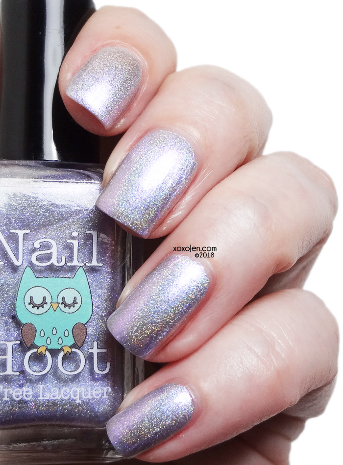 xoxoJen's swatch of Nail Hoot I Can't Dance Without Arrows