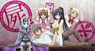 Kore wa Zombie Desu ka BD Subtitle Indonesia + 2 OVA