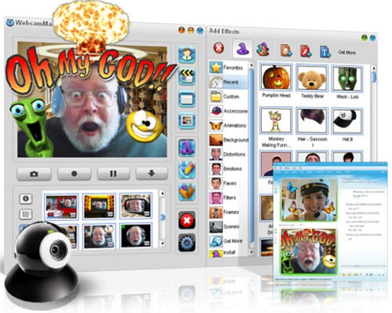 WebcamMax 7.9.8.2 Full Version