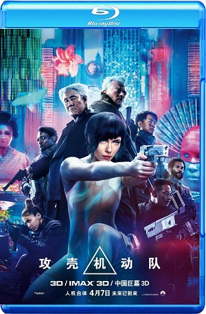 Ghost in the Shell 2017 WEB-DL 720p 1080p