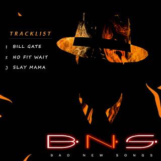 EP : Robinking - B.N.S
