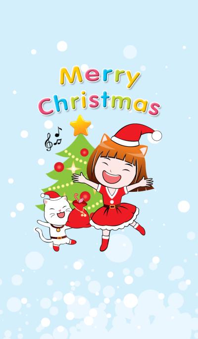 Miw Miw Merry Christmas